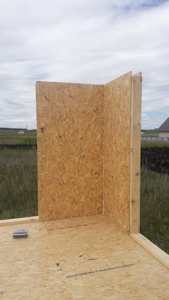 СИП панели материал для загородного дома