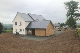 дом в скандинавии